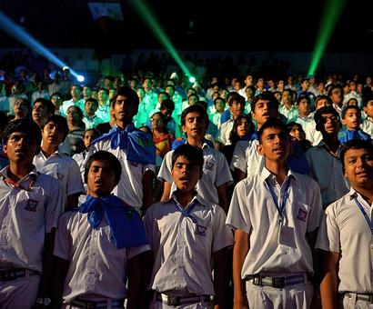 National Anthem: Centre asks disabled to show 'maximum attentiveness'