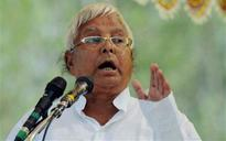 Cows give us milk, not votes: Lalu on PM's belated condemnation of cow vigilantes