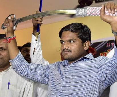 Will Hardik Patel play ball with Congress?