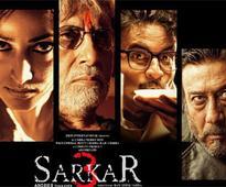 Sarkar 3 poster: Check out Big B, Yami Gautam, Manoj Bajpayee's intense look