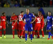 Leicester City get a taste of Europe as PSG thrash English champions 4-0