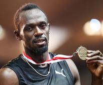 IAAF Diamond League: Usain Bolt produces season-best run to win the 100m in 9.95 seconds