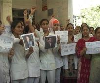 Why nurses in Amritsar staged a demonstration against Kapil Sharma