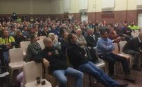 Collie mine workers to walk out over 43 per cent pay cut