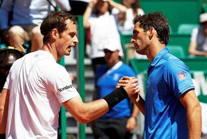 Monte Carlo Masters: Murray, Wawrinka knocked out; Rafa, Djokovic march on
