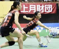 Rio gold medalists Takahashi, Matsutomo retain national badminton title