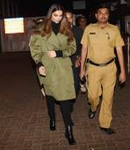 Deepika Padukone visits Siddhivinayak temple to pray for the success of xXx  view HQ pics