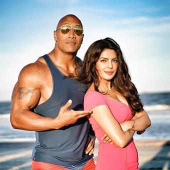Priyanka wishes The Rock on his birthday