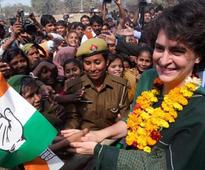 Priyanka Gandhi likely to play executive role for Congress in UP assembly polls
