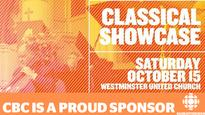 CBC is a proud sponsor of the Classical Showcase