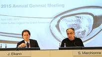 Fiat Chrysler chairman renews push for merger with 'big guys'