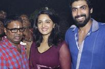 Anushka`s Rudramdevi hits the floors