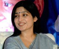 Samajwadi Party MP Dimple Yadav