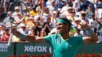 Indian Wells: Nadal in final