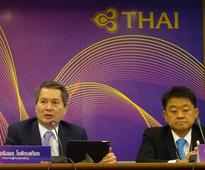Thai Airways profit up 32% as fuel costs fall