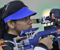 Ayonika Paul gears up for Rio Olympics