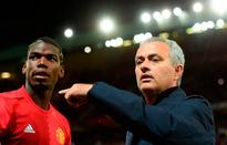Jose Mourinho in touchline row with own coach after he gave Paul Pogba wrong instructions