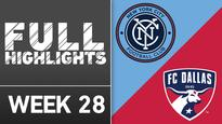 MLS: NYCFC holds FCD; Morris lifts Seattle