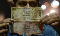 Old currency notes worth Rs 30 lakh recovered from ex-UP minister's car
