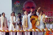Conspiracies to destabilise government, defame me: Modi