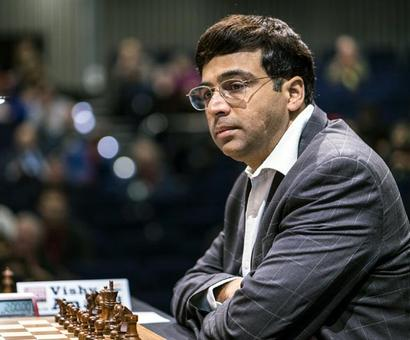 London Chess: Anand draws with Adams to stay in contention