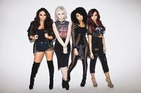 Little Mix become first UK female group to debut in top five of US album chart