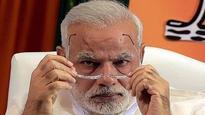 Thaw in anti-Congressism? Courtesy Narendra Modi