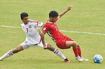 UAE, Iran share spoils in 1-1 draw