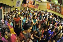 Radha Govinda Temple In Brooklyn Celebrates Janmashtami