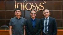 Infosys market value erodes by Rs 8,000 crore as share prices tank