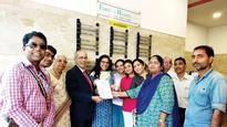 BMC awards society for green initiative