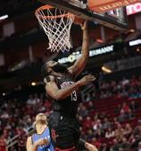 Harden triple-double boosts Rockets to eighth straight win