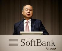 SoftBank boss follows Trump to Saudi to launch $100 billion fund