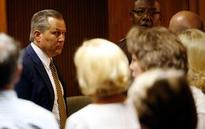 The Latest: Alabama House speaker gets 4 years in prison