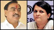 Eknath Khadse resigns: Anjali Damania won't end her hunger strike yet