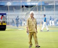 After 36 years, Wankhede head groundsman Vijay Tambe witnesses last game