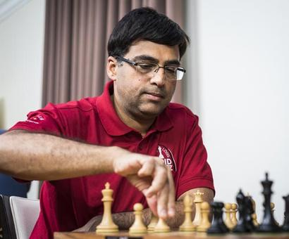 Tata Steel chess: Anand draws with Karjakin, Carlsen beats Adhiban