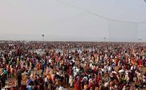 2 Pilgrims Die in Ganga Sagar, 14 Lakh Take Dip