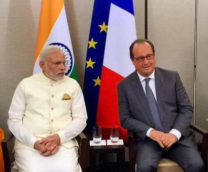France joins US in backing India's bid for NSG