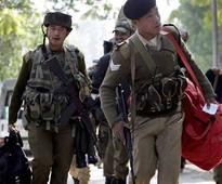 Security personnel defuse roadside bomb in Manipur