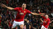 Europa League: Ibrahimovic header gives 1st win to United