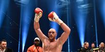 Why Tyson Fury took 20-hour car journey home after win