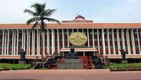 Congress MLA carries tear gas shell inside Kerala Assembly