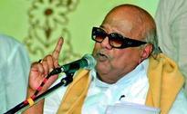 DMK Chief Karunanidhi Nominates Elangovan, RS Barathi For Rajya Sabha