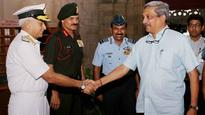 Do joint exercises with friendly foreign countries: Manohar Parrikar to armed forces