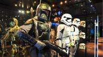Star Wars memorabilia going on show in London