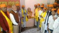 Hindu Mahasabha inaugurates 'temple' of Nathuram Godse in Gwalior, Congress terms it as Mahatma Gandhi's insult