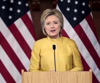 Clinton leads Trump by 5%, says Washington Post-ABC poll