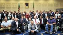 Province of Algiers honours medallists at Olympic Games, Paralympics
