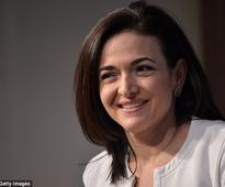 Sheryl Sandberg, Facebook's COO, is writing a book called Option B about her husband Dave Goldberg's death
